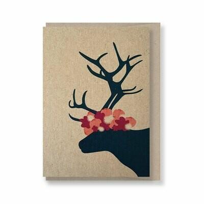 Comet - Christmas Gift Card