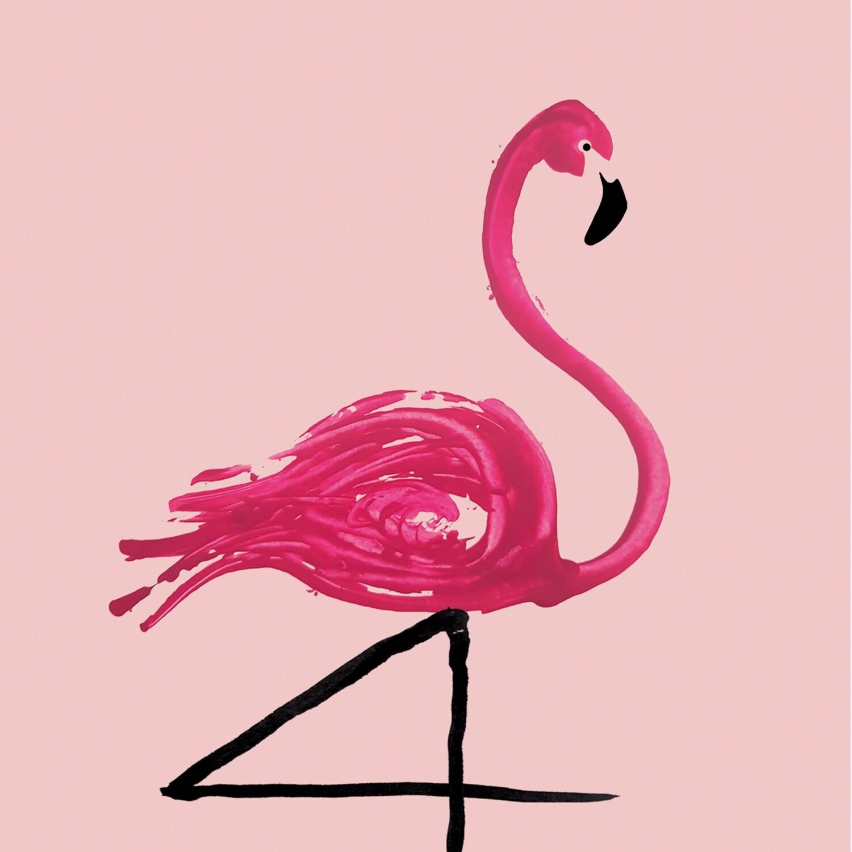 Flamingo for Eva
