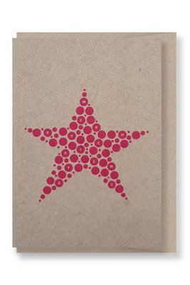Bright Star - Christmas Gift Card