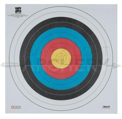 Decut World Archery Waterproof Polyester Target Faces