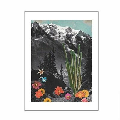 Wildflower - A4 Print