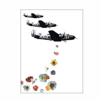 Flowerbombs - A3 Print