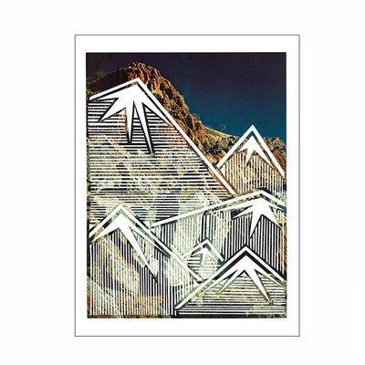 Mountain III - A4 Print