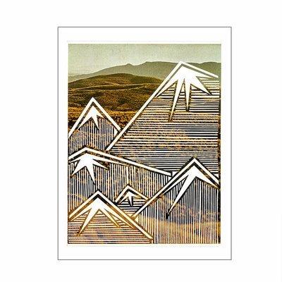 Mountain IIII - A4 Print