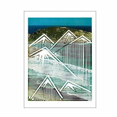 Mountain I - A4 Print