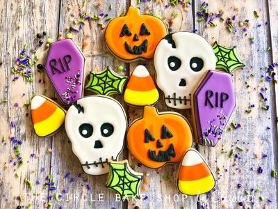 Halloween Mixed Dozen