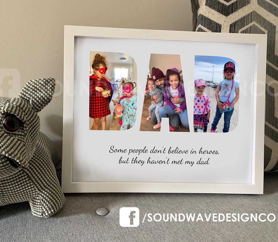 Custom DAD Print