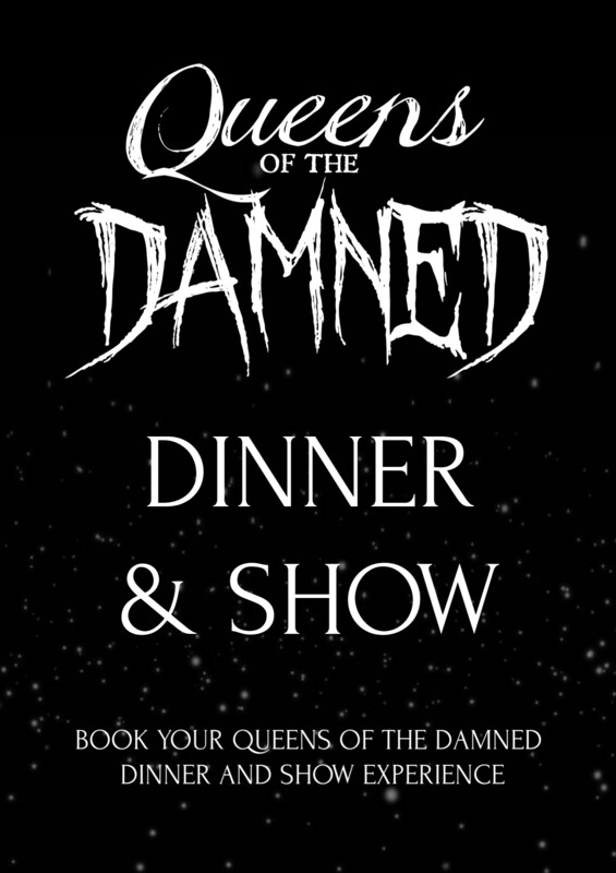 Saturday December 5, 2020 | Dinner and Show (7:30PM ARRIVAL)