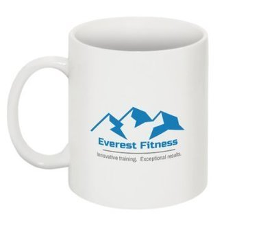 Everest Fitness Coffee Cup