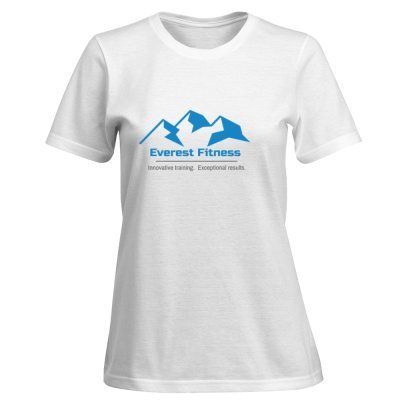 Everest Fitness Womens T-shirt