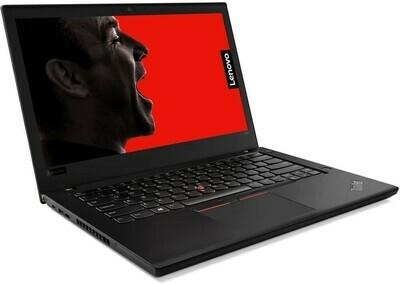 "Laptop Lenovo ThinkPad T480, Core i5-8250u 1.7GHz, 8Gb Ram, 256Gb Disco Sólido, Pantalla 14"" Touch"