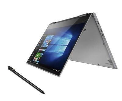 Laptop Lenovo Thinkpad Yoga 370 Core i5-7300u 2.6GHz, 8Gb Ram, 256Gb Disco Sólido. Pantalla Touch con Pen Pro