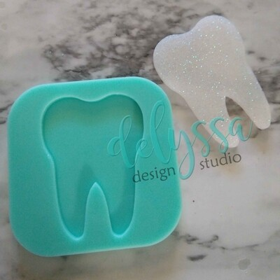 Tooth Silicone Mold