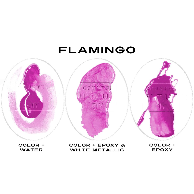 FLAMINGO Dispersion Color