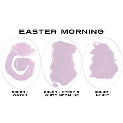EASTER MORNING Dispersion Color
