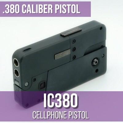 IC380: Double Barreled .380 Caliber