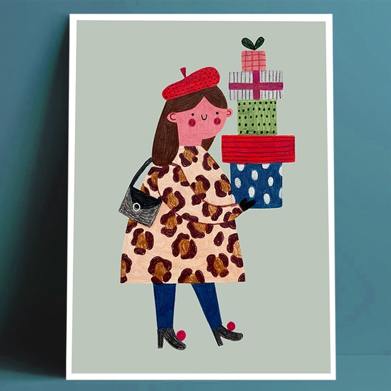 GIFTS print