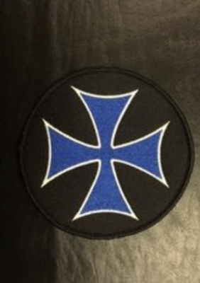 Iron Cross - Full Patch