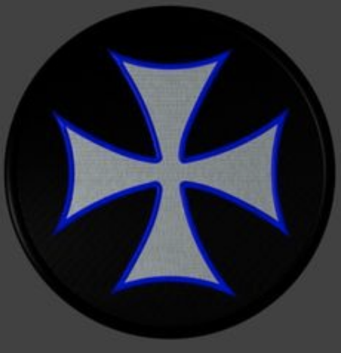 Iron Cross - Retired