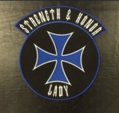SHMC Lady Patch
