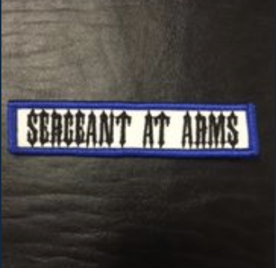 Sergeant at Arms