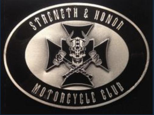 SHMC Belt Buckle