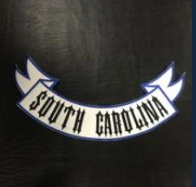 South Carolina Rocker