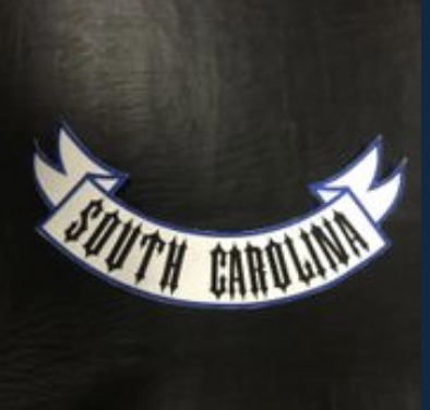 South Carolina Rocker
