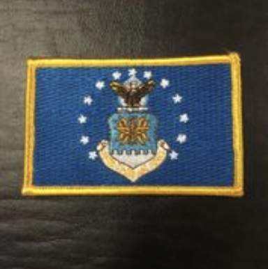 USAF Flag Patch