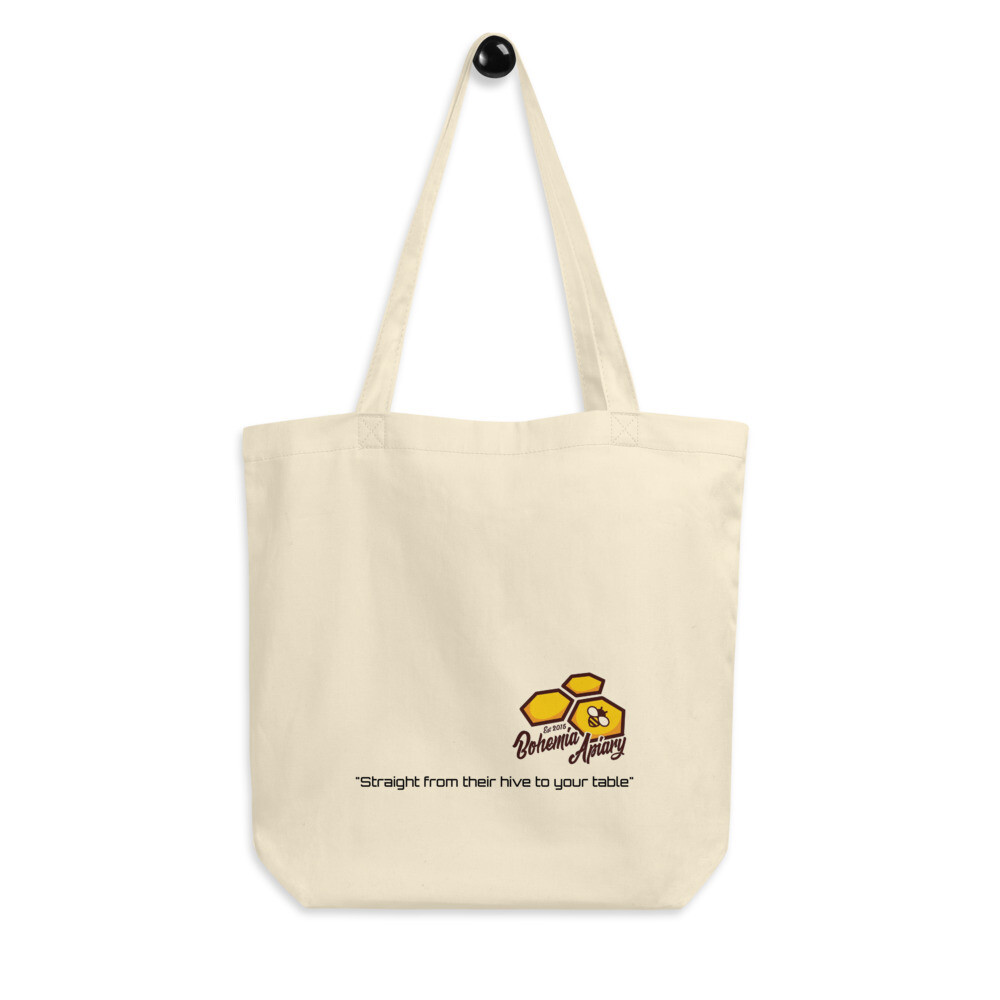 Bohemia Bee Eco Tote Bag