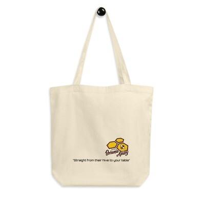 Bohemia Bee Eco Tote Bag