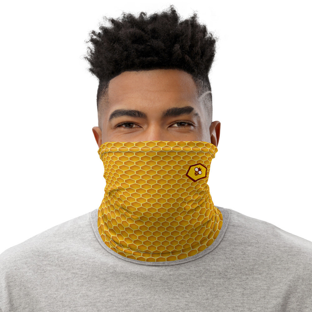 Bohemia Bee Neck Gaiter