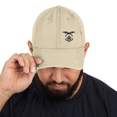 Bohemia Drone Bees - Distressed Dad Hat