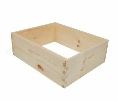 10 Frame Medium Hive Body Assembled