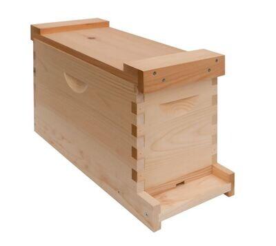 5 Frame Nucleus hive setup
