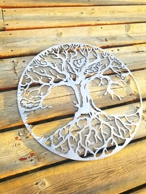 Tree Of Life |​ Metal Tree Wall Art | Lake House Decor | Tree of life Metal Wall Art