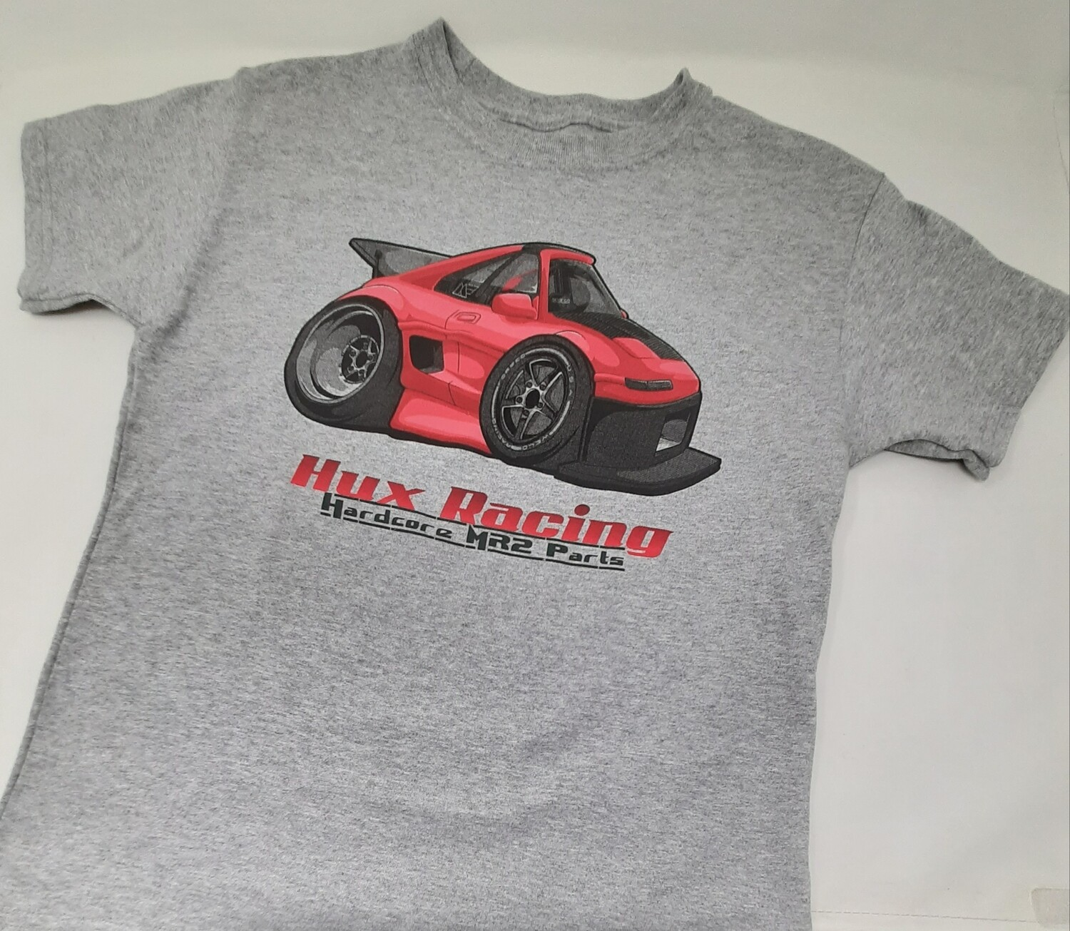 Car-Tooned Shirt Hux Racing