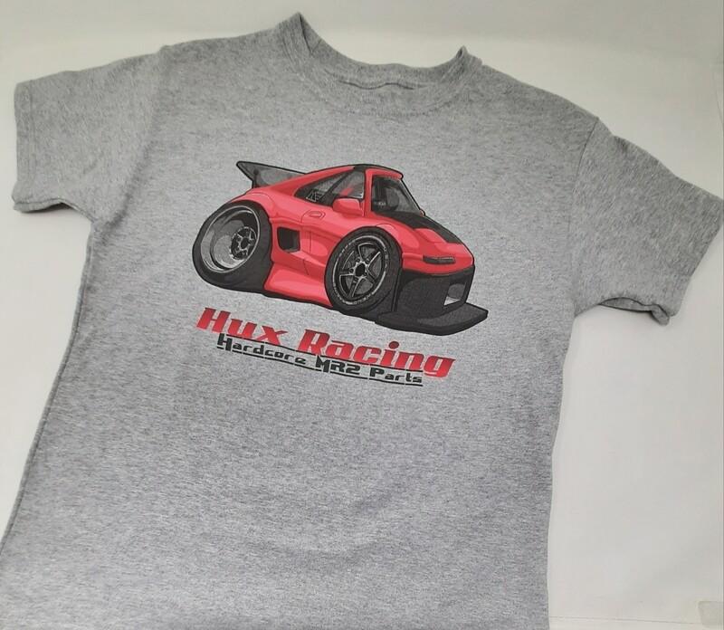 Car-Tooned Shirt Hux Racing