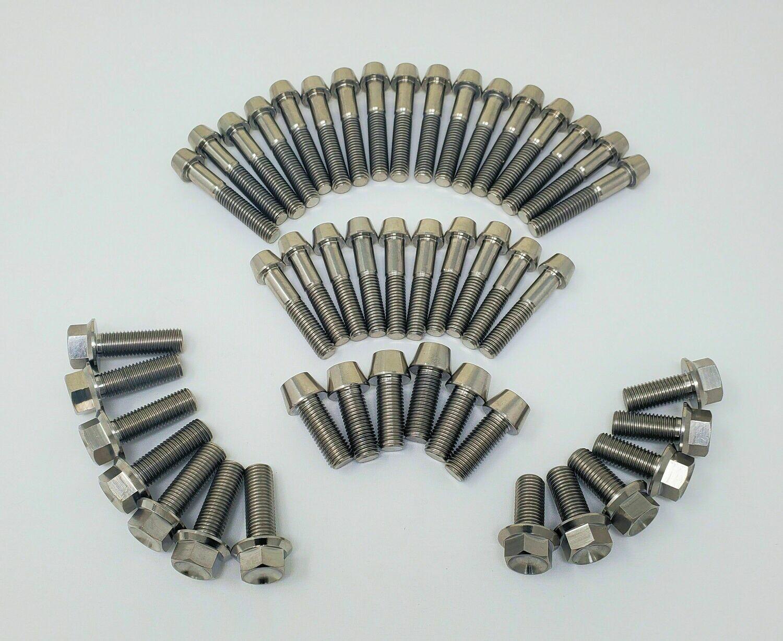 Titanium E153 bolt kit for SW20