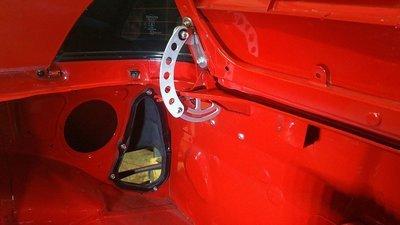 Engine Lid Support