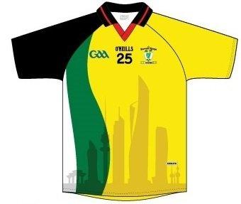 Gaelic Football Jersey