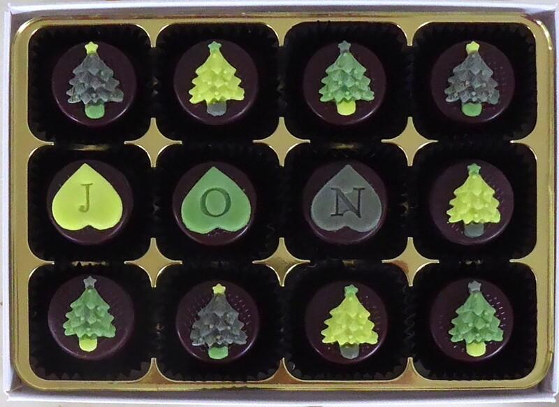 Chocolate Mint Tiny Trees!