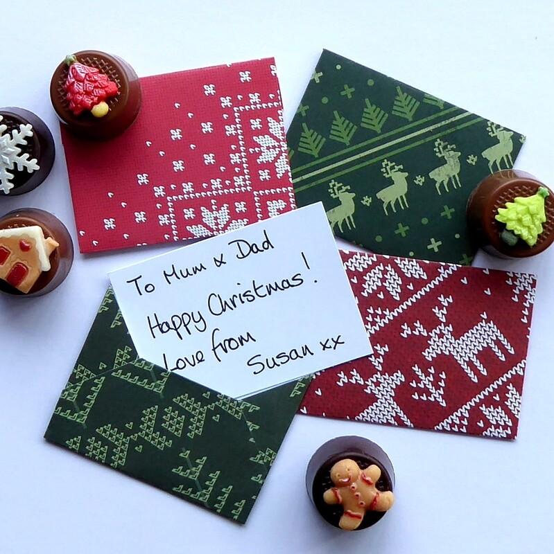 Christmas Gift Message