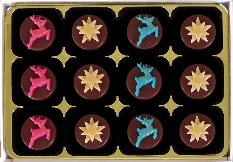 Stags and Stars - choice of colours