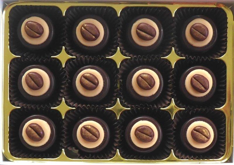 Cappuccino - coffee chocolates