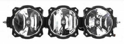 KC HiLites Gravity® LED Pro6 LED 3 Light Bar
