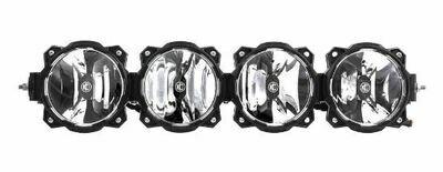 KC HiLites Gravity® LED Pro6 LED 4 Light Bar