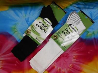 Men's Bamboo Diabetic Socks