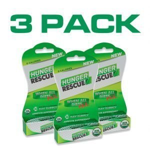 HungerStrips 3 Pack