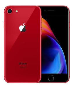Apple iPhone 8 64GB (unlocked) RED